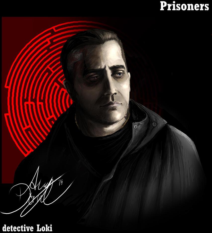 Jake Gyllenhaal Prisoners Prisoners Detective Lo...