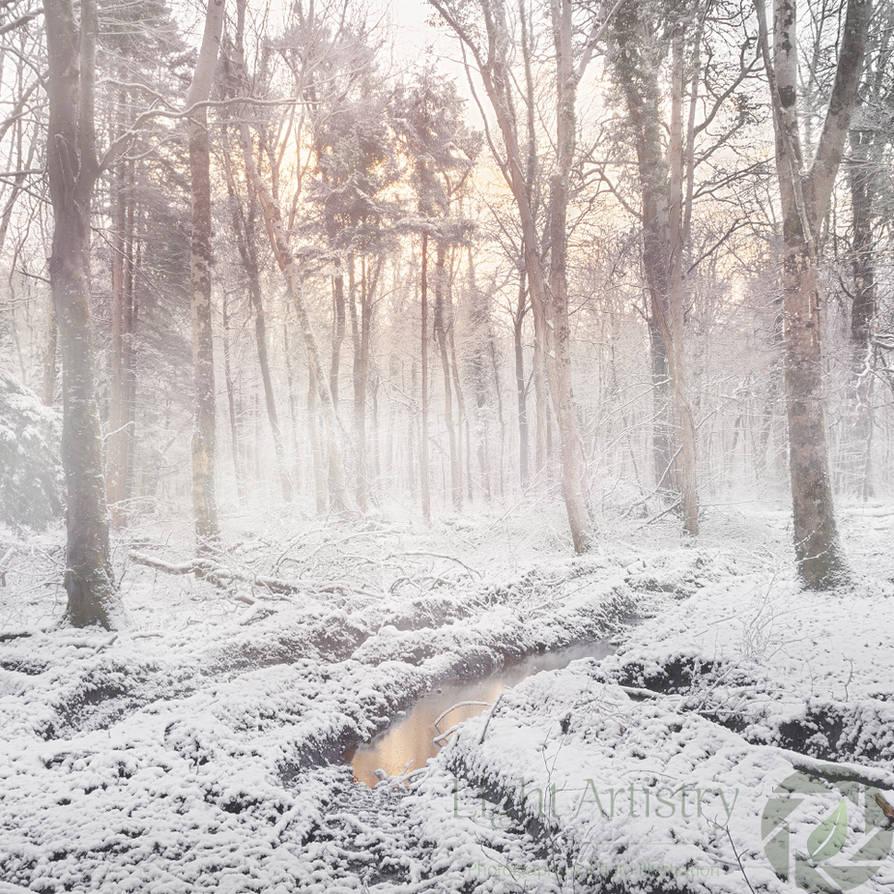 Winter's Close by Lightartistry