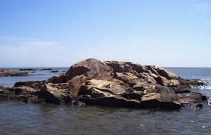 Rocks II by photoshop-stock