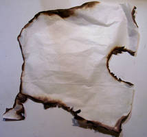 Burnt Paper by photoshop-stock