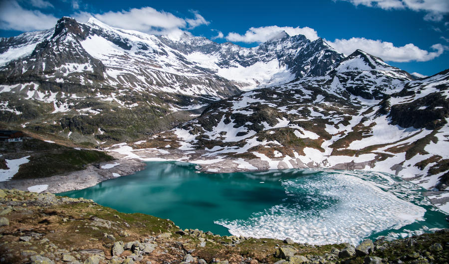 Alps by LetMeBePhotography