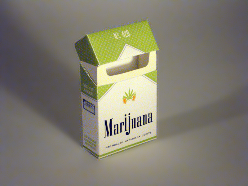 Marijuana Dispensary Box by Hempco
