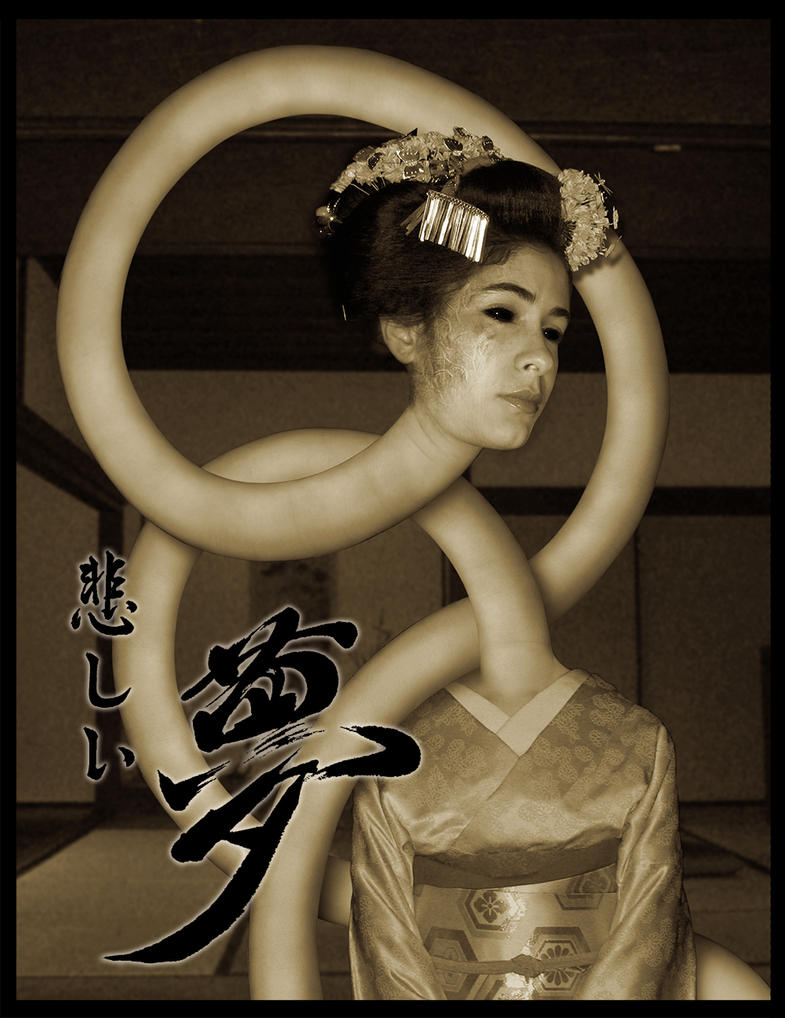 Rokuro-kubi by ScorpionDeathlock