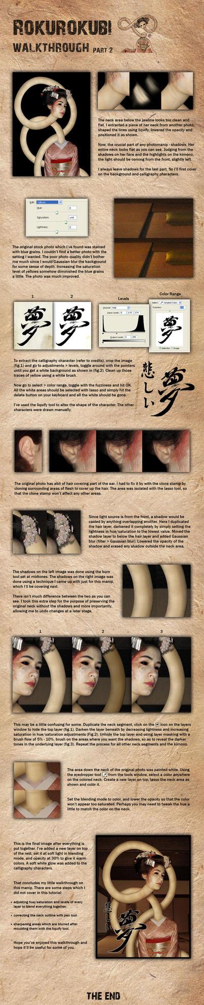 Rokurokubi Walkthrough Part 2 by ScorpionDeathlock