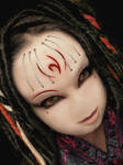 Geisha by ScorpionDeathlock