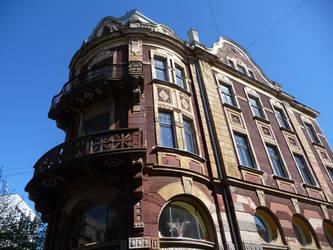 Art Nouveau in Liepaja by DavidKrigbaum