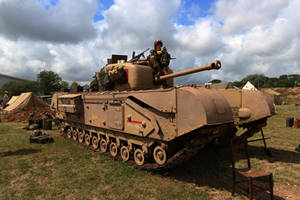 Yank on a Tank by DavidKrigbaum