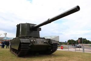 FV 4005 Tank Destroyer by DavidKrigbaum