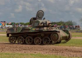Neutral but not Neutered (Stridsvagn m/40 L) by DavidKrigbaum