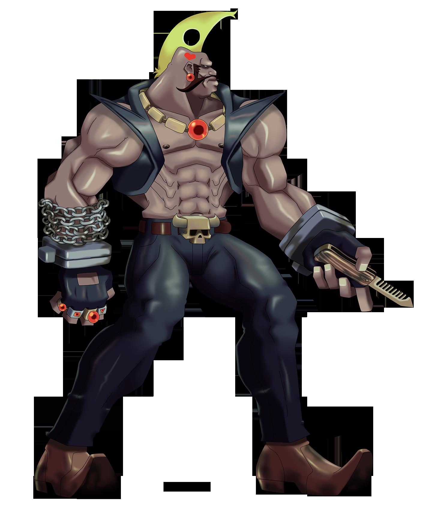 Street Fighter Alpha Birdie By Vf02ss On Deviantart