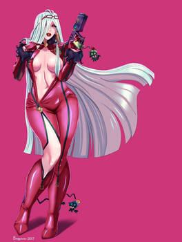 Bayonetta:Umbran Witch Jeanne
