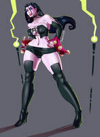 X-Men: Miss Sinister by vf02ss