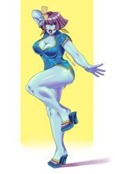 Hsien-ko by vf02ss