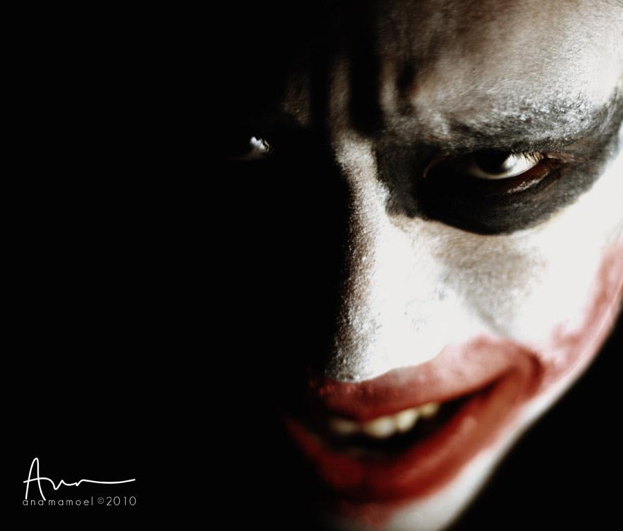 Mr. Joke .R by anamamoel