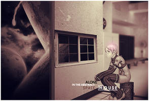 Alone in the space house by yuukki