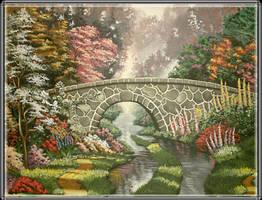 Stillwater Bridge by HelenLight