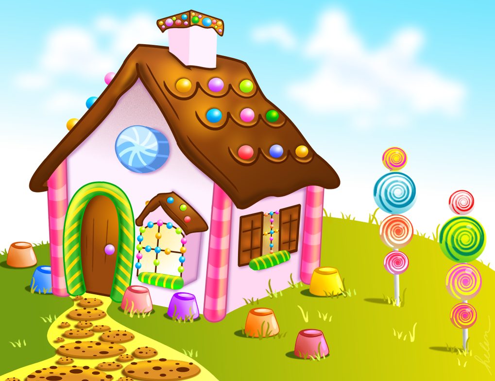 Candyland Dream by HelenLight on DeviantArt