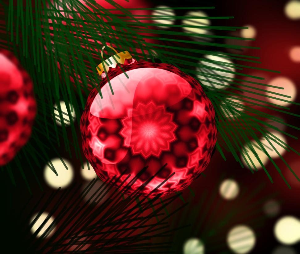 Christmas by HelenLight