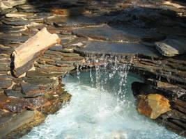 Waterfall by Larah88