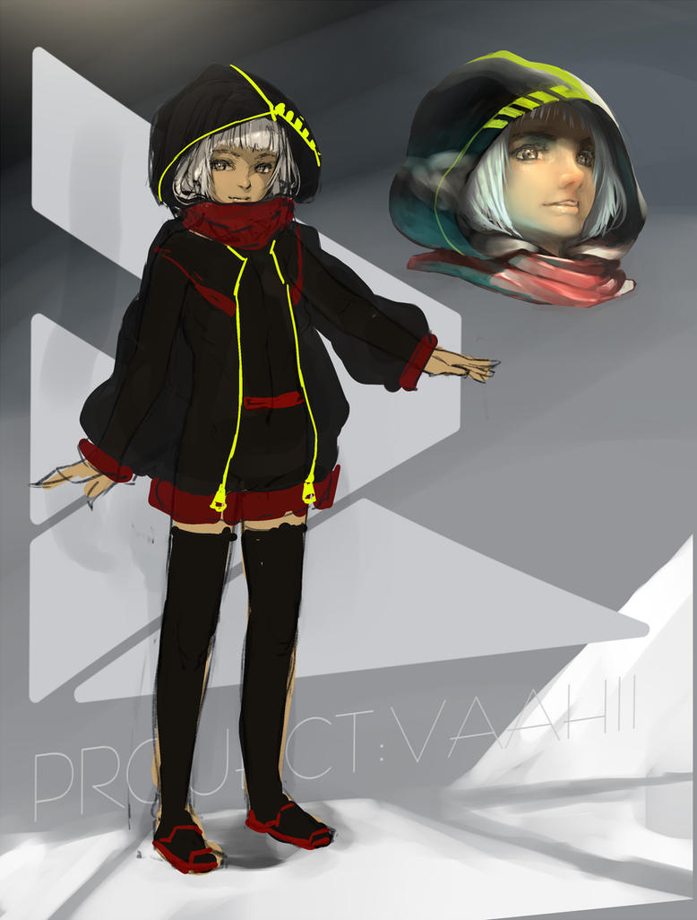 Vaahii Hanna Concept02 by ntny