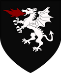 Bloodraven personal arms