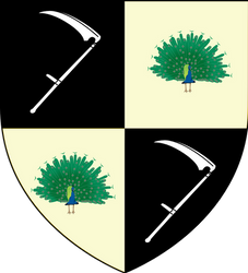 Harras Harlaw personal arms by Scafloc29