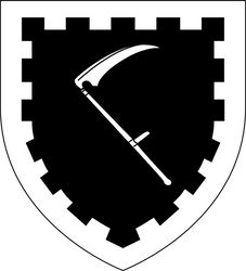 Hotho Harlaw personal arms