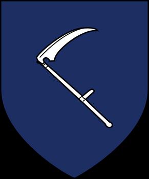 Boremund Harlaw personal arms
