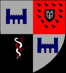 Big Walder Frey personal coat of arms
