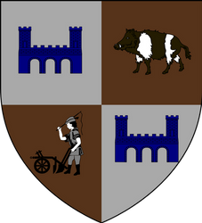 Little Walder Frey personal coat of arms