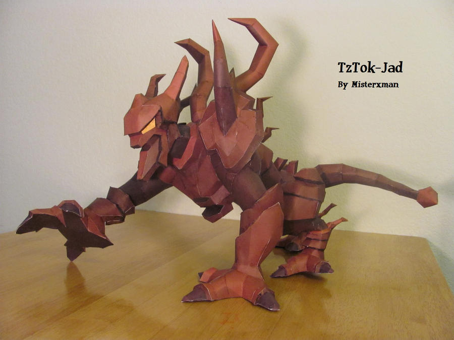 TzTok-Jad by misterxman