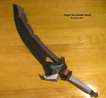 Primal Two-Handed Sword by misterxman