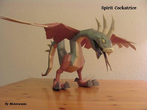 Spirit Cockatrice