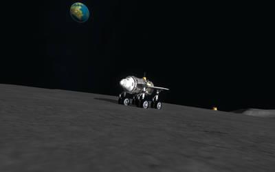 Kerbal Mun Rover