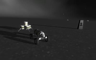 Kerbal Space Program - Munolith