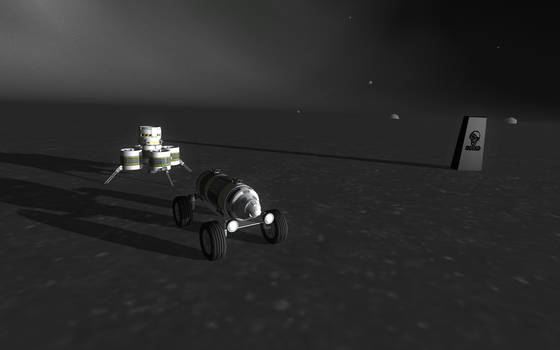 Kerbal Space Program - Munolith