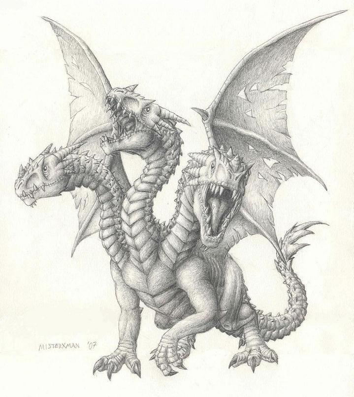 Flamethrower by misterxman on deviantart king black dragon by misterxman ccuart Images