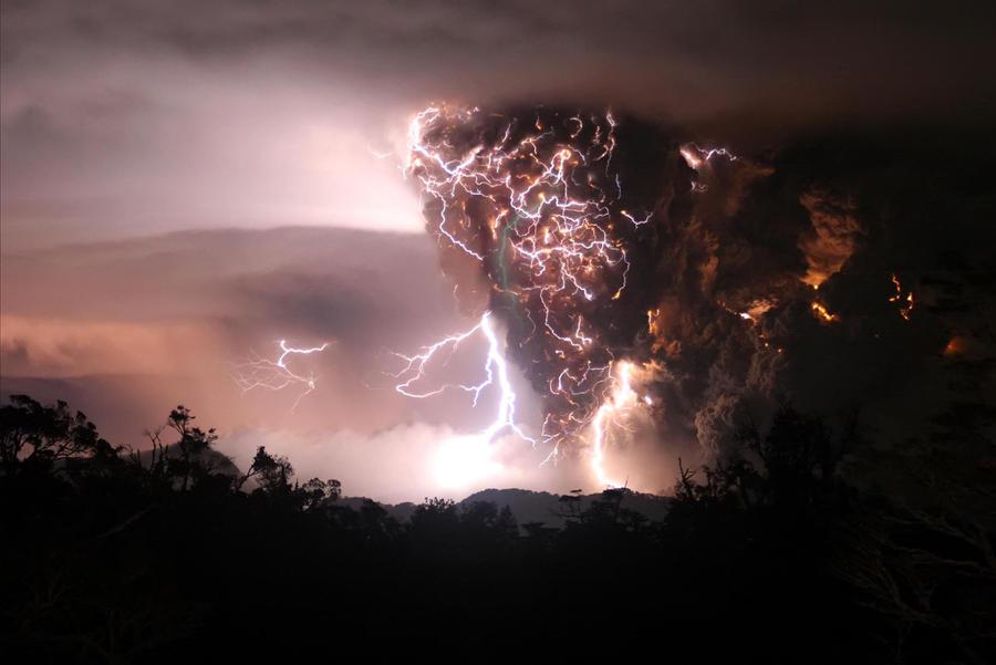Lightning Storm by Karkit