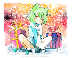 Fumi Christmas theme [arTrade] by Laisana