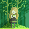 Forest child by Laisana