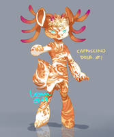 Cappuccino deer adoptable - set price [open] by Laisana