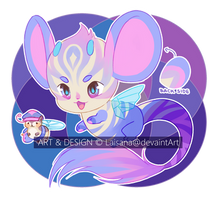 Floof-fluff rodent and mini hamster adopt [closed] by Laisana