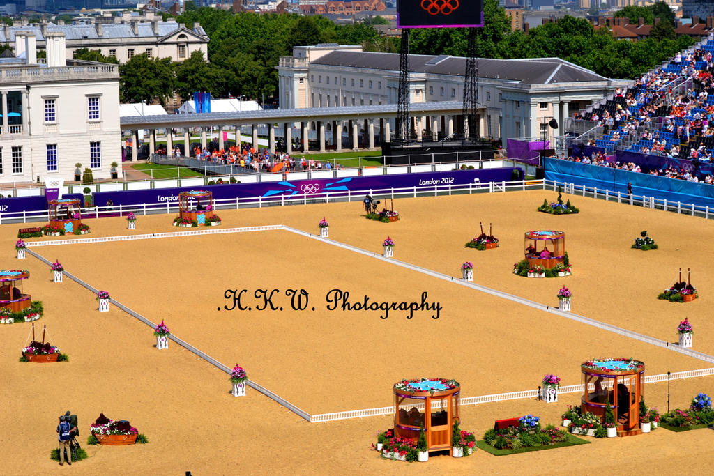 Olympic Arena by HKW1994