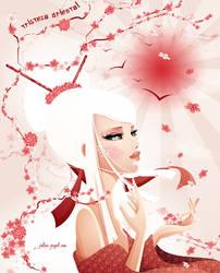 Tristeza Oriental by jaalondon
