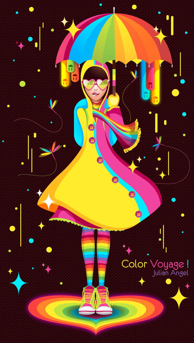 COLOR VOYAGE by jaalondon