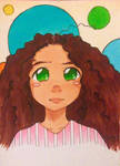 Curly Girl - Colored