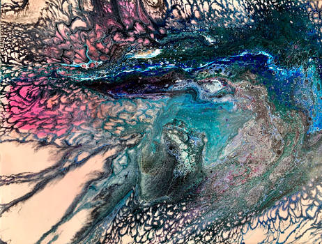 Fluid Art Series 07