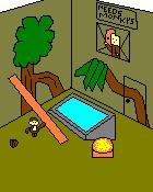 NEEDS MONKEYS:Jungle Hood by FuzzyWolf16