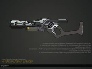 HI-NRG Plasma Lance