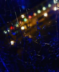 Cracked Glass by pitadragon
